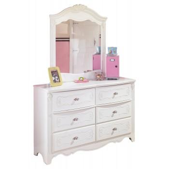 Exquisite - Exquisite Dresser and Mirror