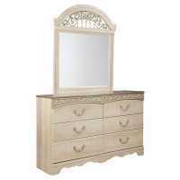 Catalina - Catalina Dresser and Mirror