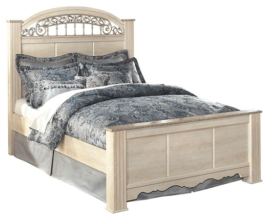 Catalina - Queen Poster Bed