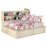 Cottage Retreat Full Bookcase Bed