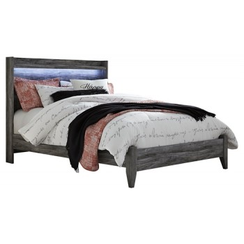 Baystorm - Queen Panel Bed