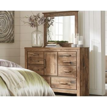 Blaneville - Blaneville Dresser and Mirror