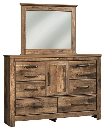 Blaneville - Blaneville Dresser and Mirror