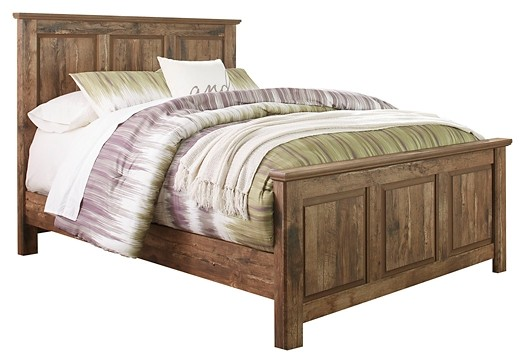 Blaneville - Queen Panel Bed