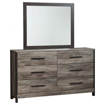 Cazenfeld - Dresser and Mirror