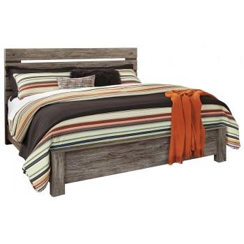 Cazenfeld - King Panel Bed