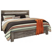 Cazenfeld King Panel Bed