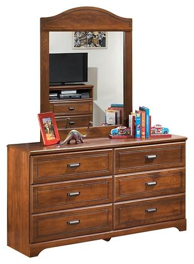 Barchan Dresser And Mirror B228b1 21 26 Kids Dressers Pratt Furniture