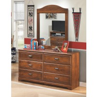Barchan - Barchan Dresser and Mirror