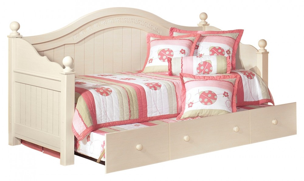 Cottage Retreat Twin Day Bed with Trundle | B213B75-B10081 ...