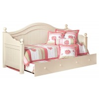 Cottage Retreat Twin Day Bed with Trundle
