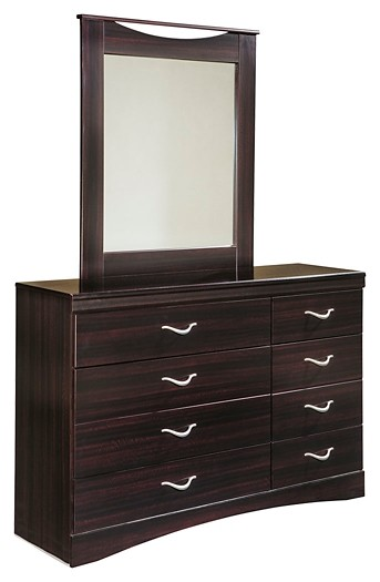 Zanbury - Zanbury Dresser and Mirror