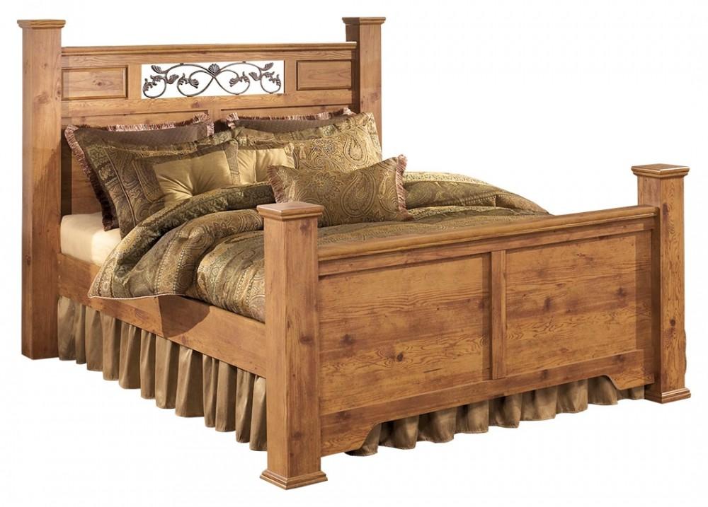 Bittersweet - Queen Poster Bed