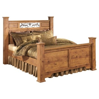 Bittersweet King Poster Bed