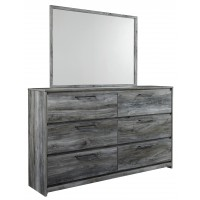 Baystorm - Baystorm Dresser and Mirror