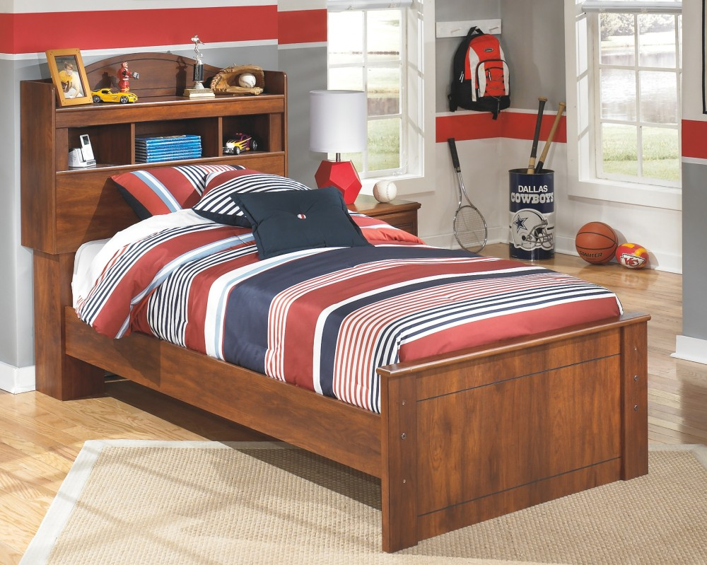 Barchan Barchan Twin Bookcase Bed B228b13 B22852