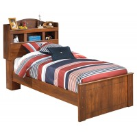 Barchan - Twin Bookcase Bed