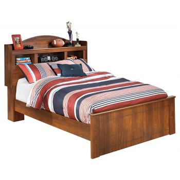 Barchan - Barchan Full Bookcase Bed