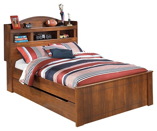 Barchan - Barchan Full Bookcase Bed with Trundle