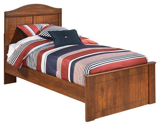 Barchan - Twin Panel Bed