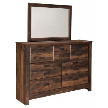 Quinden - Dresser and Mirror