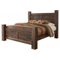 Quinden - King Poster Bed