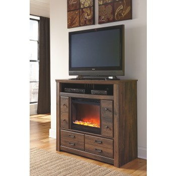 Quinden Media Chest with Audio