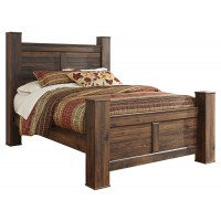 Quinden - Queen Poster Bed
