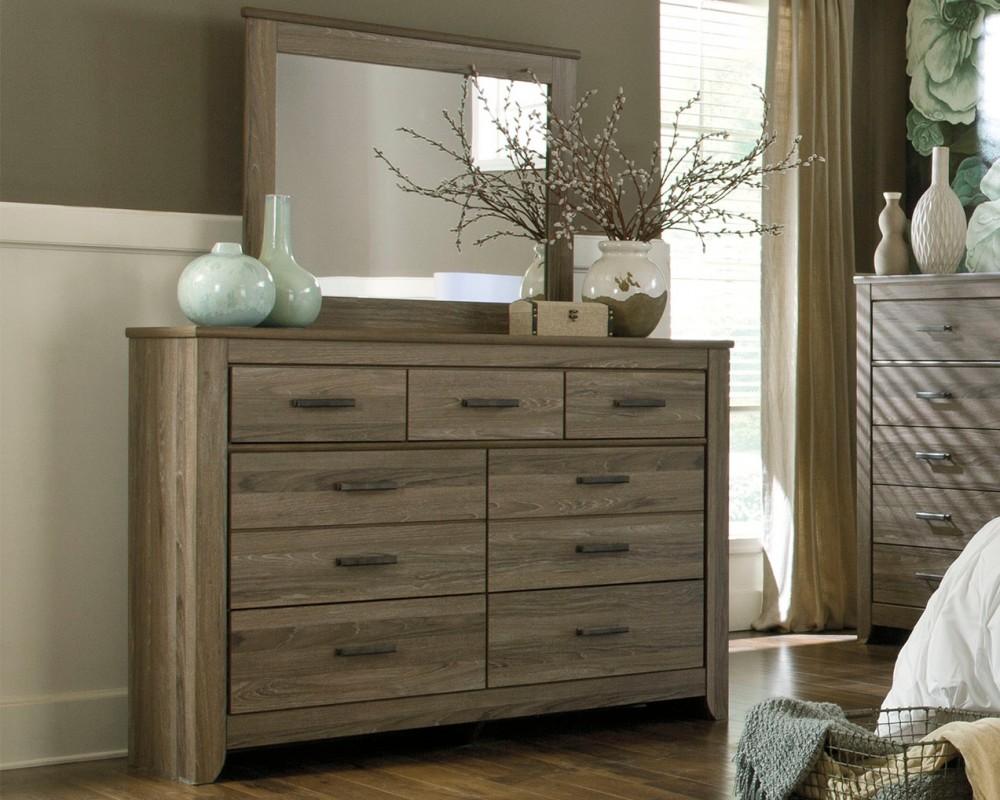 Zelen - Dresser and Mirror