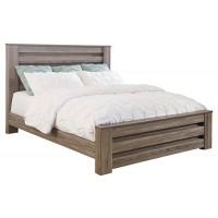 Zelen - King Panel Bed