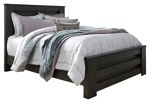 Brinxton - Queen Panel Bed
