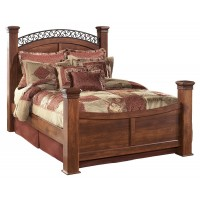 Timberline - Timberline Queen Poster Bed