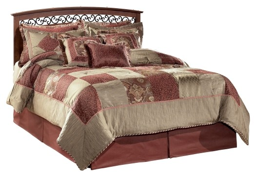 Timberline Queen Panel Bed