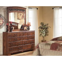 Timberline - Timberline Dresser and Mirror