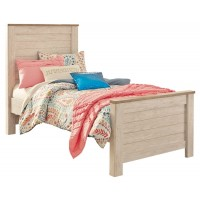 Willowton - Willowton Twin Panel Bed