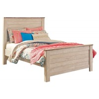 Willowton - Willowton Full Panel Bed