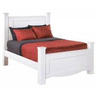 Weeki King Poster Bed