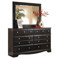 Shay - Shay Dresser and Mirror