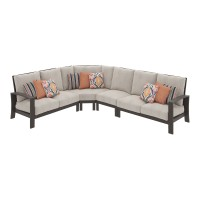 Cordova Reef - Cordova Reef 4-Piece Outdoor Seating Set
