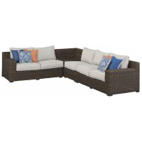 Alta Grande - 4-Piece Outdoor Seating Set