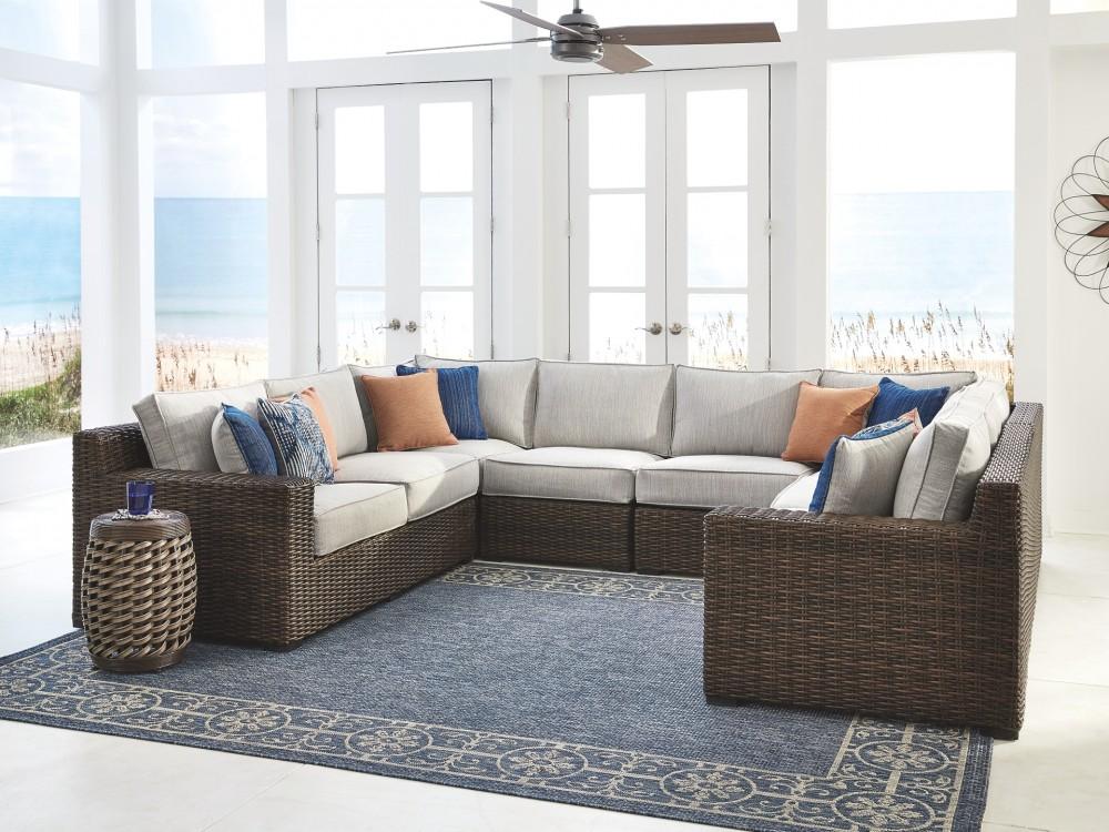 Alta Grande 6-Piece Outdoor Seating Set