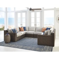 Alta Grande 6-Piece Outdoor Seating Set