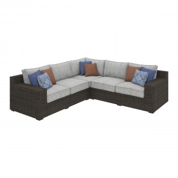 Alta Grande 3-Piece Outdoor Seating Set