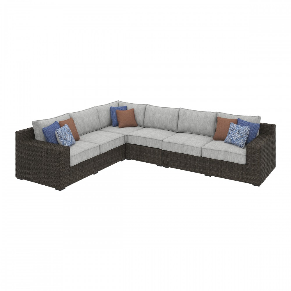 Alta Grande 4-Piece Outdoor Seating Set