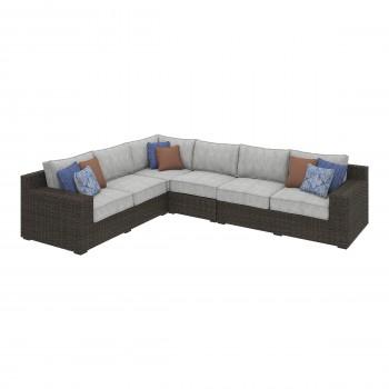 Alta Grande 4-Piece Outdoor Seating Set