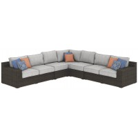 Alta Grande - 5-Piece Outdoor Seating Set