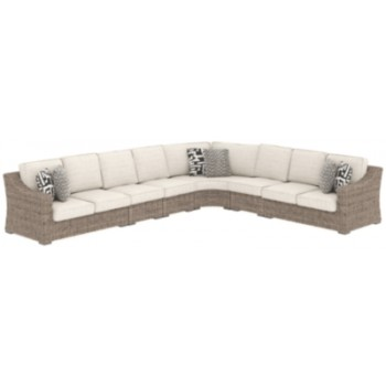 Beachcroft - 6-Piece Outdoor Seating Set