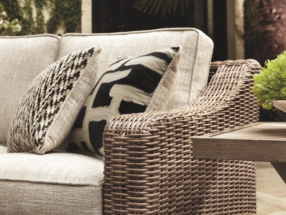 Beachcroft - Beachcroft 5-Piece Outdoor Seating Set