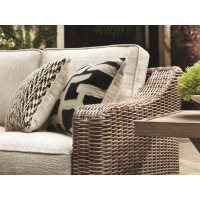 Beachcroft - Beachcroft 5-Piece Outdoor Seating Set