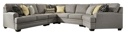 Prime Cresson Cresson 5 Piece Sectional With Cuddler Caraccident5 Cool Chair Designs And Ideas Caraccident5Info